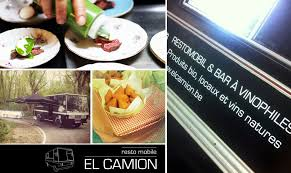 camion cuisine mobile beautiful as el camion me