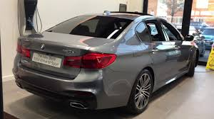 bmw 5 series 530d m sport for sale 2017 bmw 520d m sport xdrive 5 series g30 exterior and interior