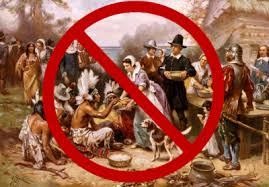 do american indians celebrate thanksgiving