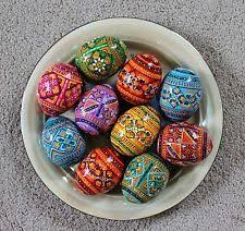 pysanky for sale collectible decorative eggs ebay