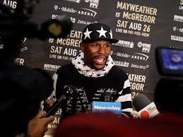 floyd mayweather at his lowest odds against conor mcgregor