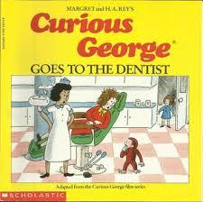 curious george dentist margret rey