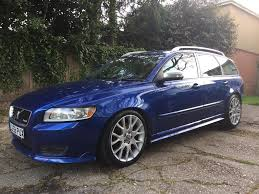 volvo v50 r design se in fareham hampshire gumtree