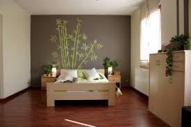 plante verte chambre à coucher chambre harmonie complète dans la chambre à coucher