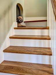 Elevated Dog Bed With Stairs Dog Perch Houzz