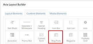 enfold layout builder video initial theme setup docs customization