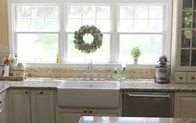 country kitchen sink ideas white farmhouse kitchen sink quicua com pertaining to modern 17