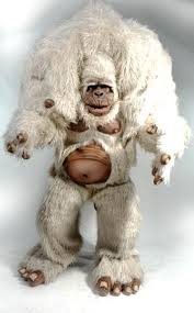 abominable snowman costume event mascots for hire essex london uk costumed lion animal