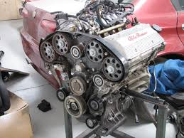mitsubishi adventure engine so why do 944 engines need timing belts every 30 000 miles anyway