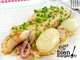 comment cuisiner le merlan filet de merlan aux petits oignons recipe dishes fish and