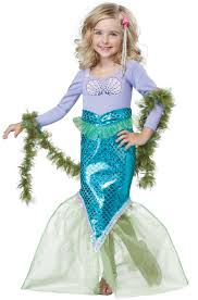 mermaid costume magical mermaid toddler costume purecostumes