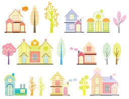 cute house clipart clipartxtras