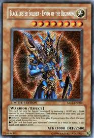yu gi oh master collection 2 black luster soldier envoy of the