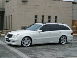2001 Benz Wald Mercedes Benz E Class Wagon 2001 Picture 2 Of 4