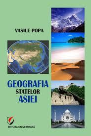 geografia statelor asiei editură acreditată cncsis editura