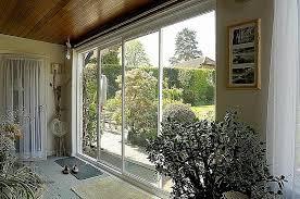 Frameless Patio Doors Curtains Aluminium Windows New Sliding Patio Doors Or Frameless