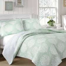 Laura Ashley Home Design Reviews Laura Ashley Home Laura Ashley Coral Coast 3 Piece Quilt Set By