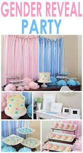 reveal baby shower 107 best gender reveal baby shower ideas images on