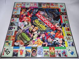 Monopoly Map Disney Villains Collector U0027s Edition Monopoly Game Disne U2026 Flickr