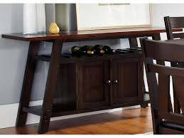 liberty furniture lawson server with built in wine storage and