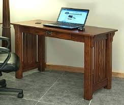 Oak Effect Computer Desk Office Desk Oak Medium Size Of Wood Computer Desk Solid Wood