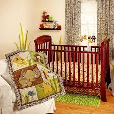 green crib bedding sets for baby boys
