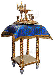 Free Church Chairs Donation Orthodox Christian Litiya Tables And Other Items Istok Church