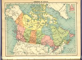 map of canada atlas 1922 comparative atlas scanned maps map library