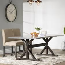 Industrial Dining Room by Industrial Kitchen U0026 Dining Tables You U0027ll Love Wayfair