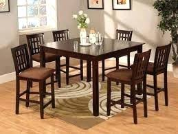 Round Rug For Dining Room Rugs Under Dining Table Great Rug Under Dining Table And Bhg