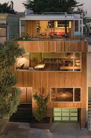 modern architecture home plans live work house plan in san francisco for modern architect