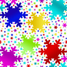 seamless snowflake pattern free stock photo public domain pictures