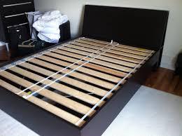 Malm Ikea Bed Frame Joyous Storage Malm Base Frames Oppdal Headboard