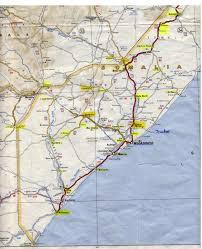 Map Of Somalia Ethiopian News And Views