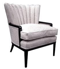 Art Deco Armchairs American Art Deco Fan Back Armchair Modernism Gallery