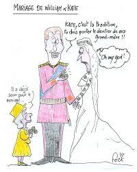 dessin humoristique mariage mariage de william et kate les dessins humoristiques de fock
