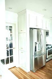 top of fridge storage above fridge cabinet ideas npedia info
