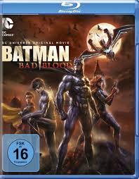 Bad Blood Video Batman Bad Blood The Killing Joke Blu Ray Review Rezension Kritik