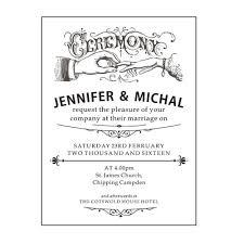 popular acrylic engraved letter wedding invitation card buy cheap