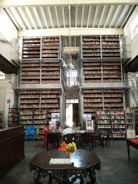 a half forgotten library from colonial era chennai is on the long