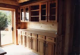 Western Kitchen Cabinets by Western Red Cedar Kitchen Cabinets Kitchen