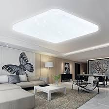 starlight schlafzimmer vingo 60w led deckenleuchte kaltweiß deckenle esszimmer
