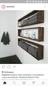 Bathroom Wall Shelves Ideas 66 Best Bathroom Images On Pinterest Bathroom Ideas Bathroom