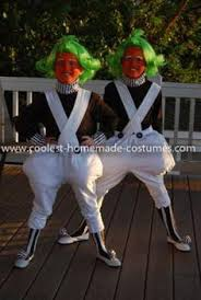 Oompa Loompa Costume Coolest Oompa Loompa Costume For Brothers Halloween Costumes
