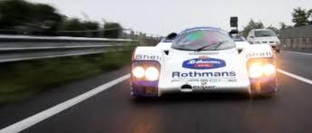 japanese street race cars street legal porsche 962 in japan teamspeed