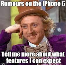 Iphone 6 Meme - memes on iphone 6 rumours
