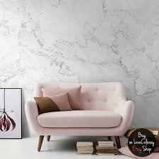 white marble removable wallpaper stone texture wall mural u2013 peel