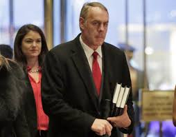ryan zinke was confirmed with less rancor than other trump picks