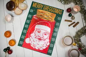 christmas advent calendar greggs is releasing its christmas advent calendar metro