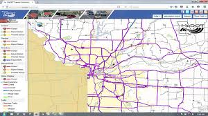 Modot Road Conditions Map Modot Southwest District Google